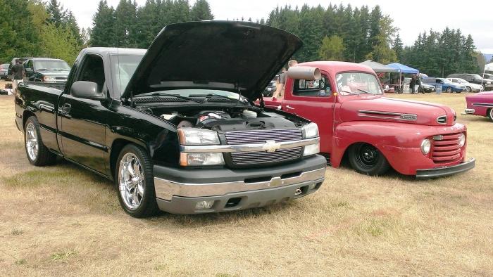 2003 C1500 Chevrolet Truck
