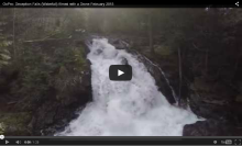 deception-falls-stevens-pass-highway-drone