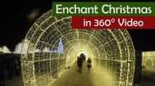 Enchant Christmas in Vancouver Video