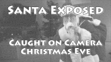Santa Caught on Video